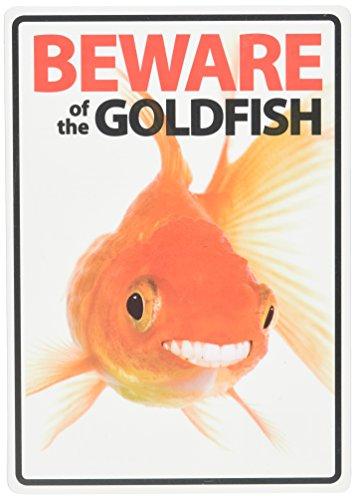 Méfiez-vous du signe poisson rouge