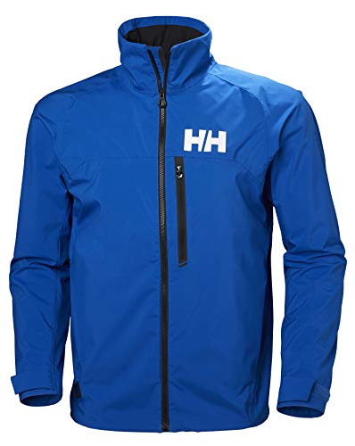 Helly Hansen Hp Racing Windresistent Y ademende fleece kraag watersport zeilen waterdichte jas