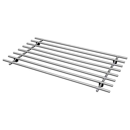 IKEA 301.110.87 Lämplig Topfuntersetzer, Edelstahl