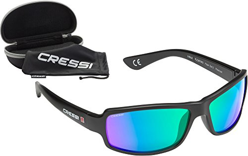 Cressi Ninja Floating oder Flex - Unisex Adult Sonnenbrille, erhältlich in Floating oder Flexible Version