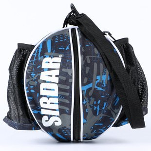 Exiny Outdoor Sports Shoulder Soccer Ball Bags Nylon Training Equipment Accessories Football Kits Volleyball Basketball Bag