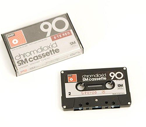 BASF chromdioxid SM 90 Kassette