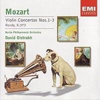 Mozart:Violin Cto Nos 1-3 etc