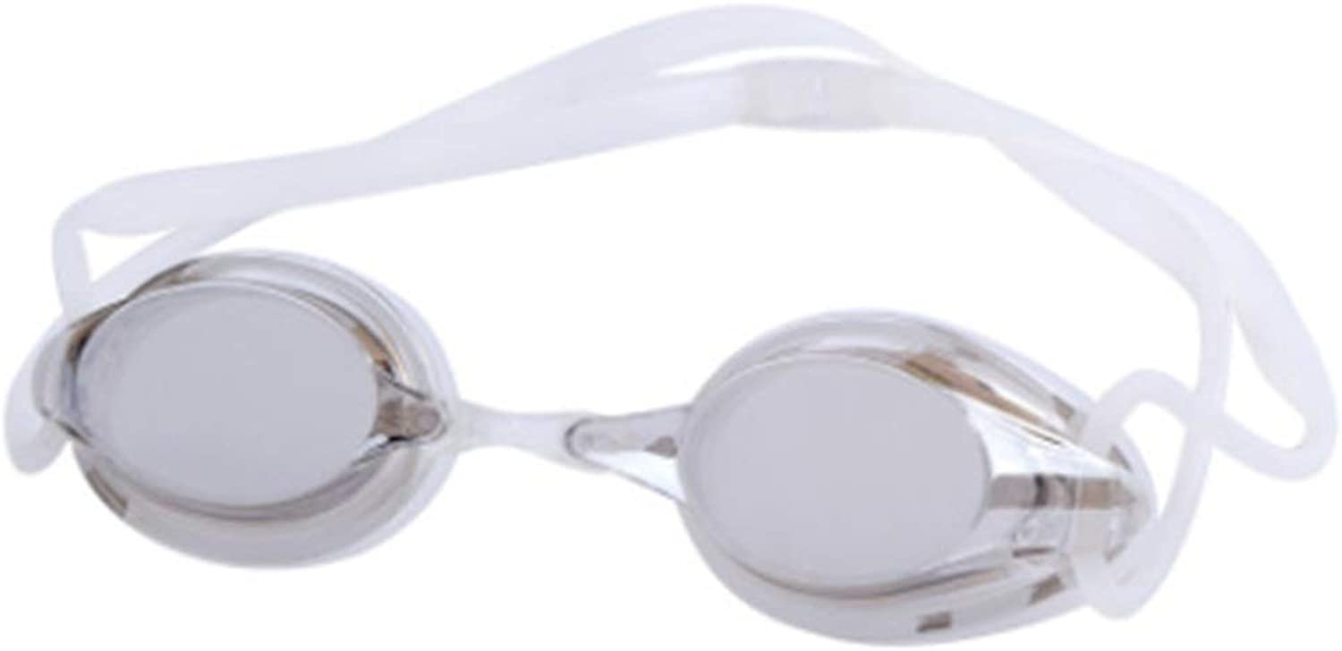 AntiFog Swimming Glasses. Professional Competition Swimming Goggles