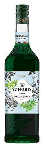 Giffard Waldmeister (Aspérule, Woodruff) Sirup 1 Liter