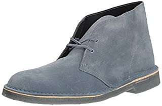 Clarks Men's Desert Chukka Boot, Blue/Grey Suede, 13 Medium US (B073P5JYBF) | Amazon price tracker / tracking, Amazon price history charts, Amazon price watches, Amazon price drop alerts