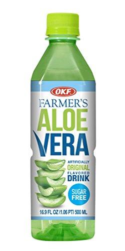 Pintalabios Aloe Vera  marca OKF