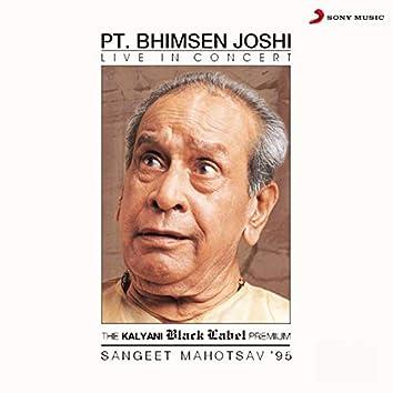 Saptarishi - Live at Siri Fort - Pt. Bhimsen Joshi