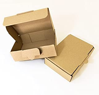 100 Maxibrief Kartons Schachteln 160 x 110 x 50 mm DIN A6 Warensendung braun