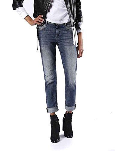Diesel - Jeans da donna Belthy 0853S Blu 27W x 34L