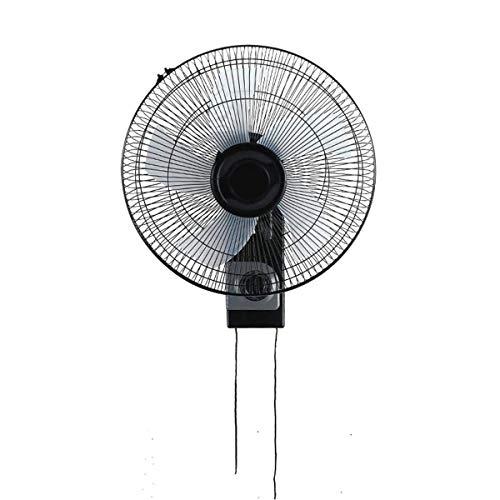 HYCy 16 Zoll Start Der Wand Befestigten Fan Oszillierende Fan, 3 Stufen Regelbar Luuml;fter Wand Befestigten Ventilator 55W / 220V