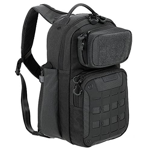 Maxpedition gridflux Sling Pack Sac à Dos de randonnée, 46 cm, 18 litres, Noir
