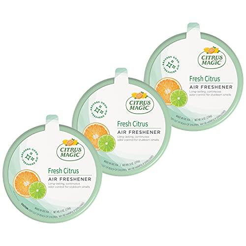 citrus fresh air freshener - 1