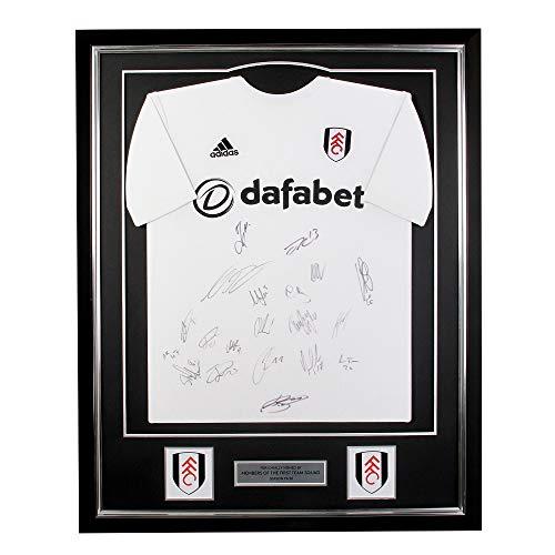 Fulham FC Signiertes 19/20 Trikot