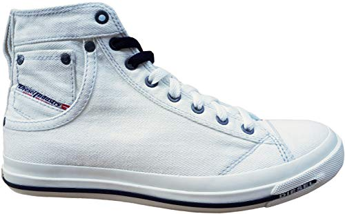 Diesel Damen Exposure IV W Hohe Sneaker (Numeric_40)