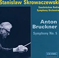 ブルックナー:交響曲第5番(ザールブリュッケン放送響/スクロヴァチェフスキ)