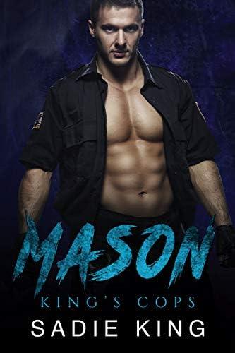 Mason A BBW Cop Romance King s Cops Book 1 product image