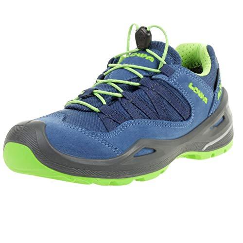 Lowa Robin GTX LO Kinder Wanderstiefel Tracking Outdoor Goretex 640729, Schuhgröße:34 EU