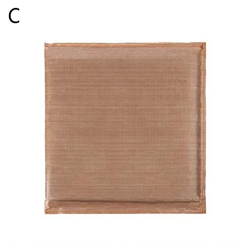 Luckyx Teflon (PTFE) Kissen Teflonkissen Für Erwachsene Kleidungsstücke - Eliminiert Das Drücken Von Einkerbungen Für Jugendkleidungsstücke Und Kleinere Gegenstände