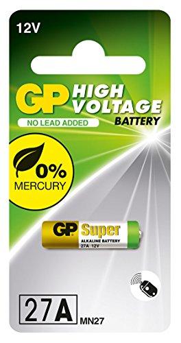 GP Battery VD103021 Pila Alcalina, Multicolore