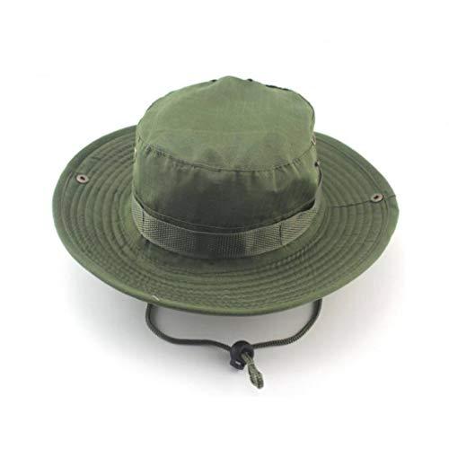 Outdoor Dschungel Military Camouflage Caps Unisex Eimer Hüte Camo Bonnie Angeln Kappe Camping Grill Baumwolle Bergsteigen Hut