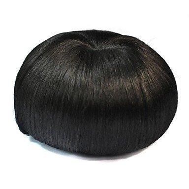 jiayy toupees – pour femmes – Synthétique Kinky Bouclé