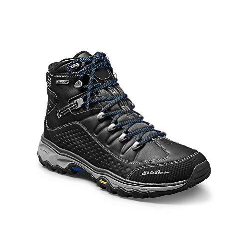 Eddie Bauer Men's Mountain Ops Boot, Carbon Regular 10M