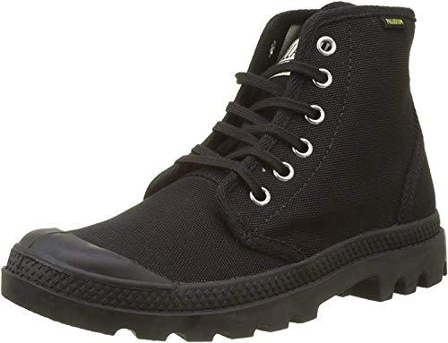 Palladium Unisex Pampa Hi Originale Hohe Sneaker, Schwarz (Black/Black), 41 EU