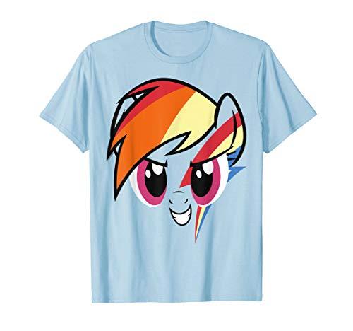 My Little Pony: Friendship Is Magic Rainbow Dash Big Face T-Shirt