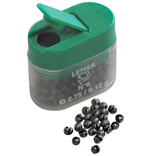 Anglers Accessories Lead Refill Size 1. One size of lead per container.