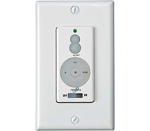 Minka-Aire Wall Control System - White - WCS213