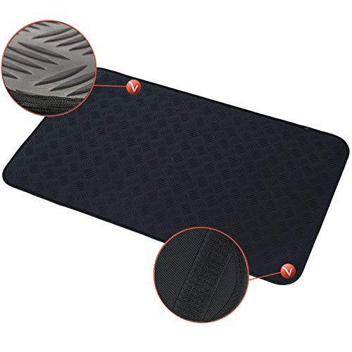 DBS Kofferraummatte - nach Maß - hochwertiger Gummi - Anti Rutsch - einfache Reinigung - 1766223