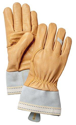 HESTRA Skullman Handschuhe, Unisex, hautfarben