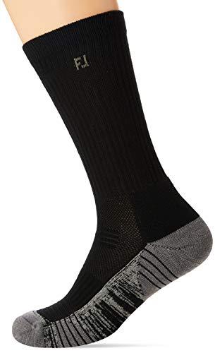 Footjoy Herren Tour Crew Socken, schwarz, Einheitsgröße