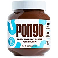 Pongo Cocoa Hazelnut Low Sugar and Low Carb Protein Spread
