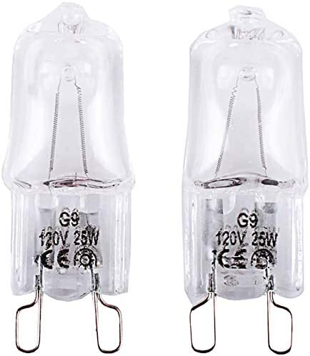W10709921 Microwave Light Bulbs Compatible with K itchenaid Jenn air Whirlpool Ma ytag Replace product image