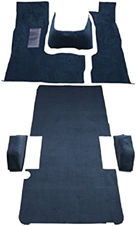 Cutpile Complete Factory Fit ACC 1984-1993 Dodge Daytona Carpet Replacement Fits: 2DR