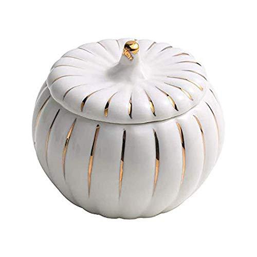 YIBOKANG Pentola in ceramica con coperchio, casseruola di zucca, resistenza ad alta temperatura, ideale per cucinare classica, vaso di zuppa sana (Dimensione : 200ml)