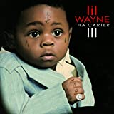 Poster Lil Wayne Tha Carter III, ungerahmt, 50,8 x 50,8 cm