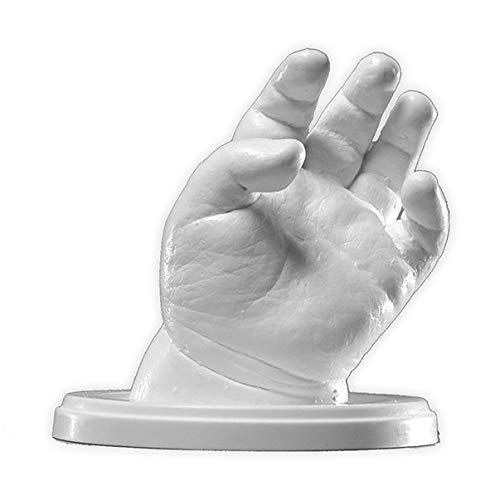 Lucky Hands Huellas de bebe en 3D   Bebés hasta 6 meses  ...