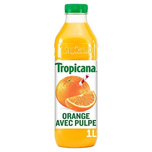 Tropicana Pur Jus d'Orange Avec Pulpe 1L