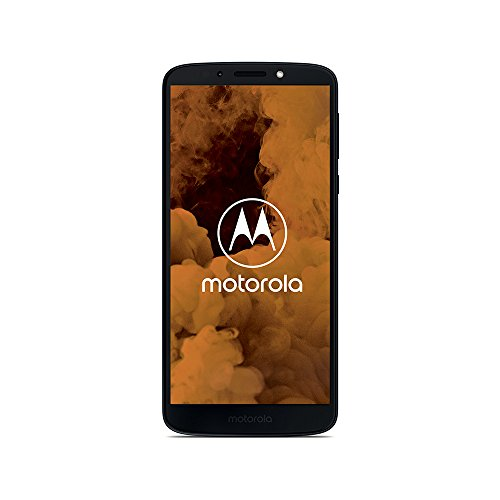 Motorola Moto G6 Play 32GB - Dual SIM 5.7' 4G LTE (GSM Only) Factory Unlocked Smartphone International Version XT1922-3 (Deep Indigo)