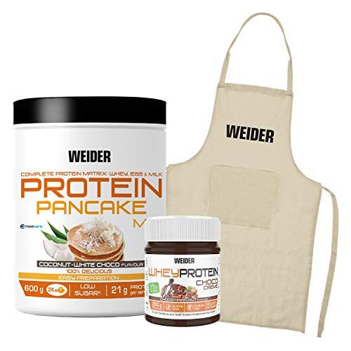 Weider Pancake Coco+ Protein Spread + Delantal 950 ml