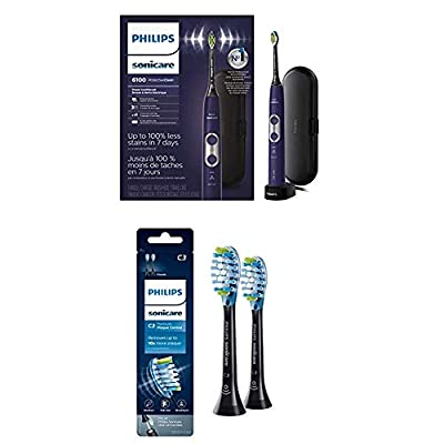 Philips Sonicare ProtectiveClean Whitening Rechargeable electric toothbrush with pressure sensor and intensity settings