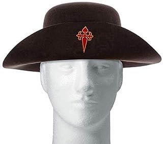 Sombrero del Camino de Santiago para hombre.