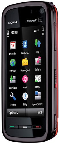 Nokia 5800 Red 8GB T-Mobile