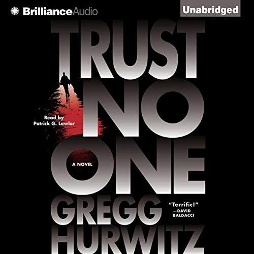 Trust No One audiobook cover art