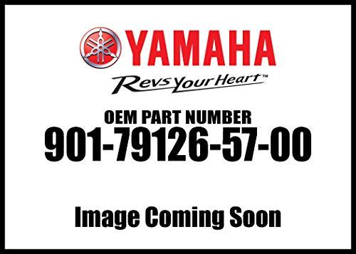 Yamaha 90179-12657-00 NUT,SPEC'L SHAPE; 901791265700