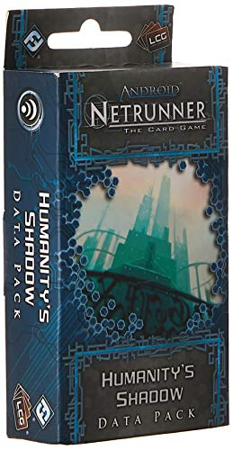 Fantasy Flight Games Android Netrunner: HumanityS Shadow Data Pack - Set de...