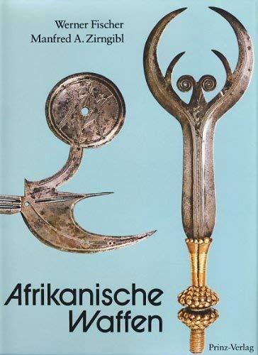 Afrikanische Waffen. Messer, Dolche, Schwerter, Beile, Wurfwaffen.